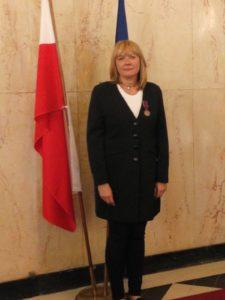 Śląski Urząd Wojewódzki 2016 Brązowy Krzyż Zasługi